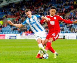 Birmingham - Huddersfield